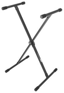 On-Stage Stands KS8190 Lok-Tight Classic Single-X Keyboard Stand