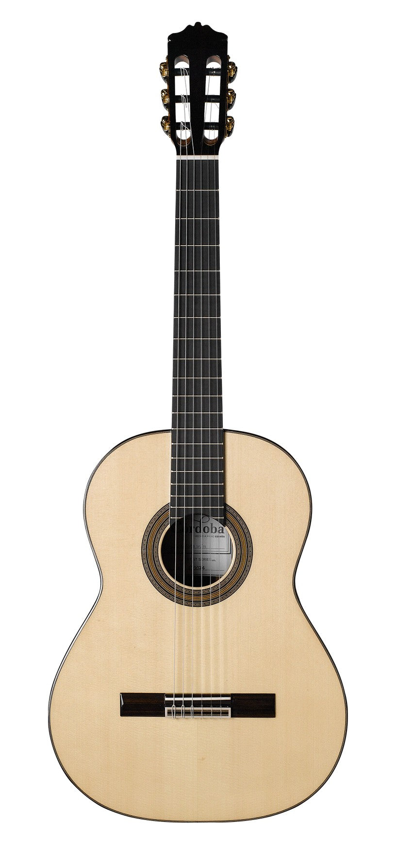 Solista SP All Solid Spruce/Rosewood Nylon String Acoustic Guitar