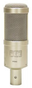 Heil PR 40 Broadcast / Voice-Over / Bass Instrument Dynamic Mic
