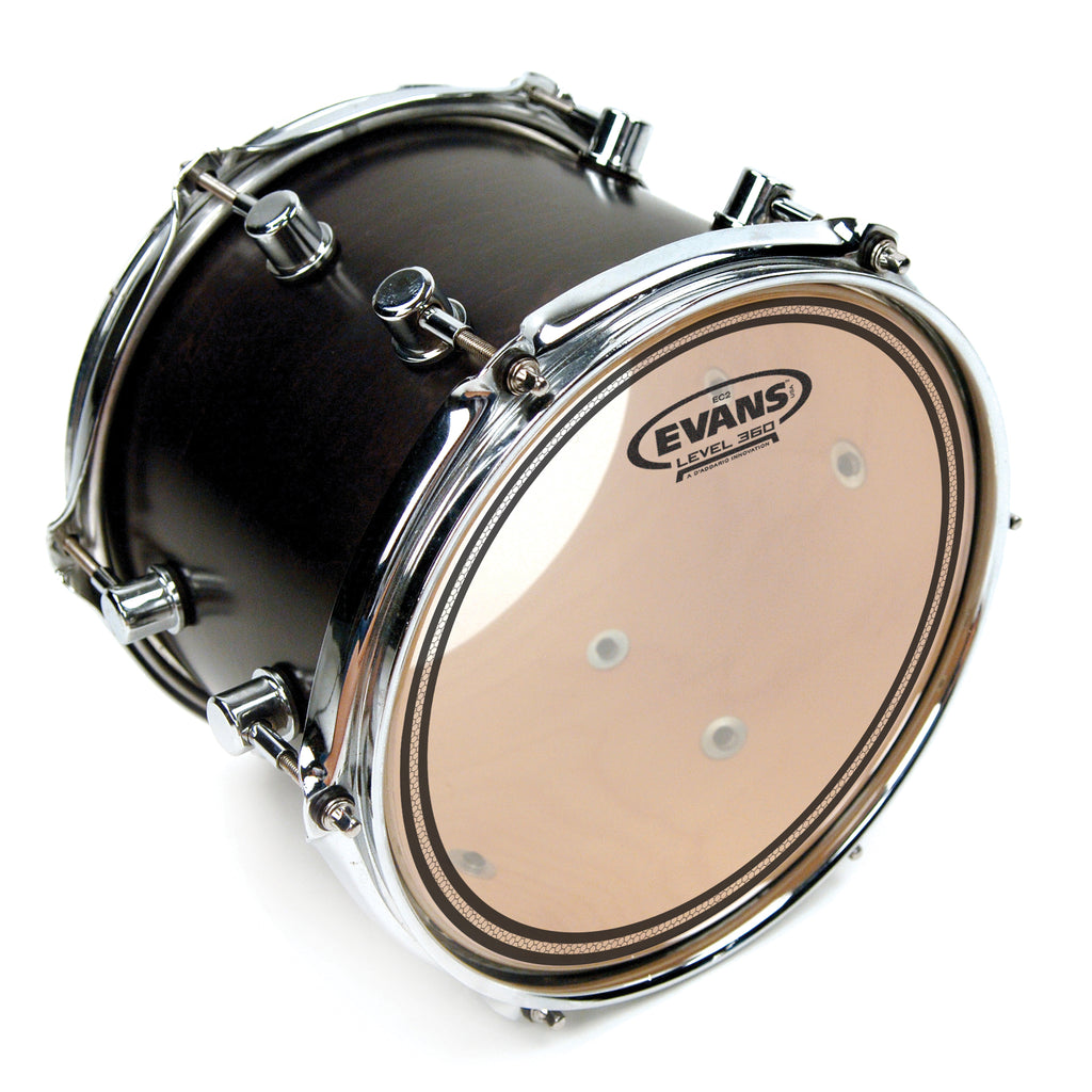 "Evans 6"" EC2 Clear Drum Head"