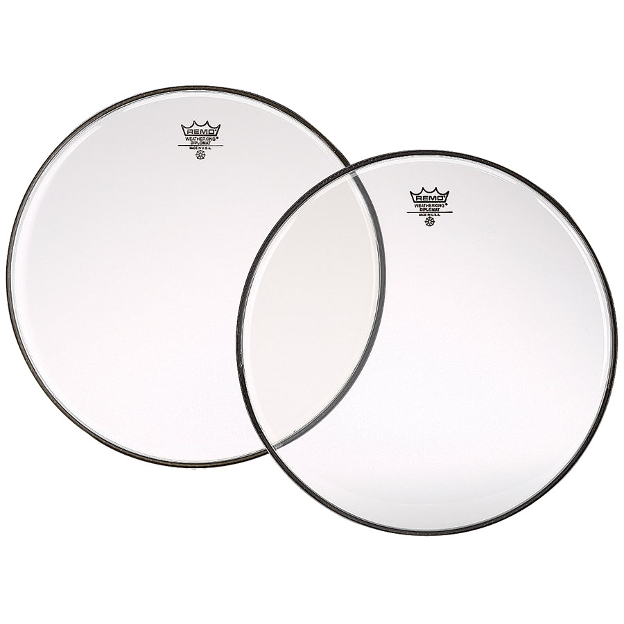 "Remo 20"" Clear Diplomat Drum Head"