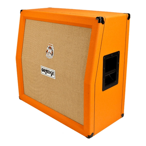 Orange PPC412A 4x12 240W Angled Guitar Speaker Cabinet - Orange