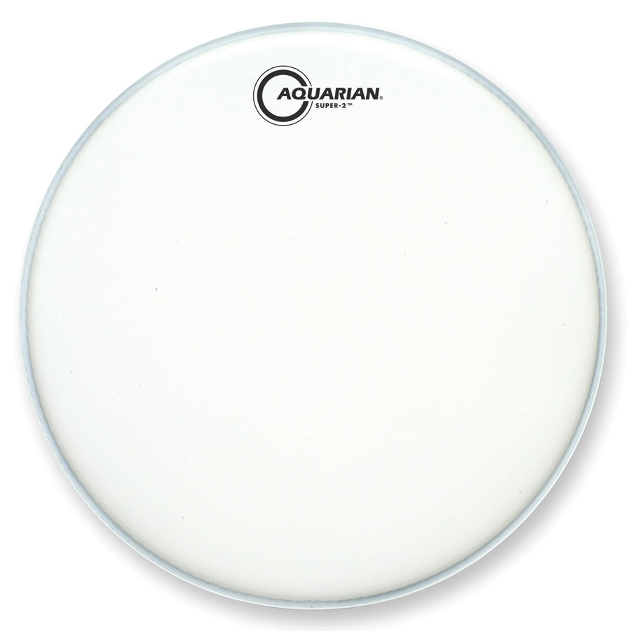Aquarian Texture Coated Super-2 Drum Head