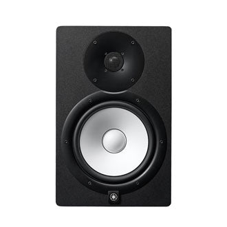 "Yamaha HS8 8""/ 1"" Powered 2-Way Bass-Reflex Studio Monitor - Black"