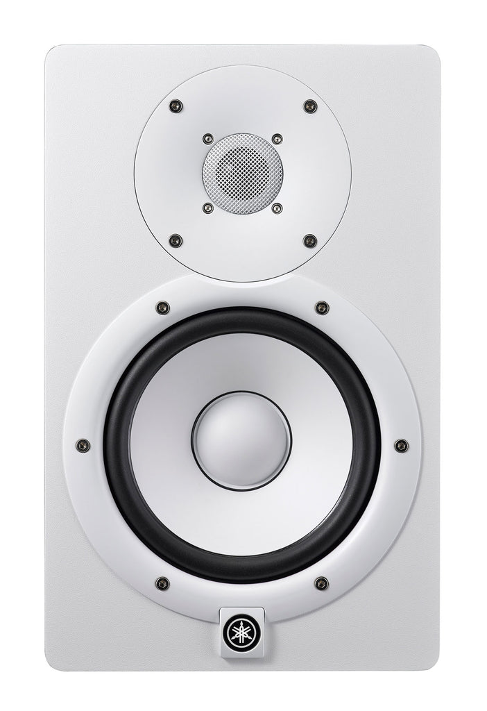 Yamaha HS7 Powered Studio Monitor - White