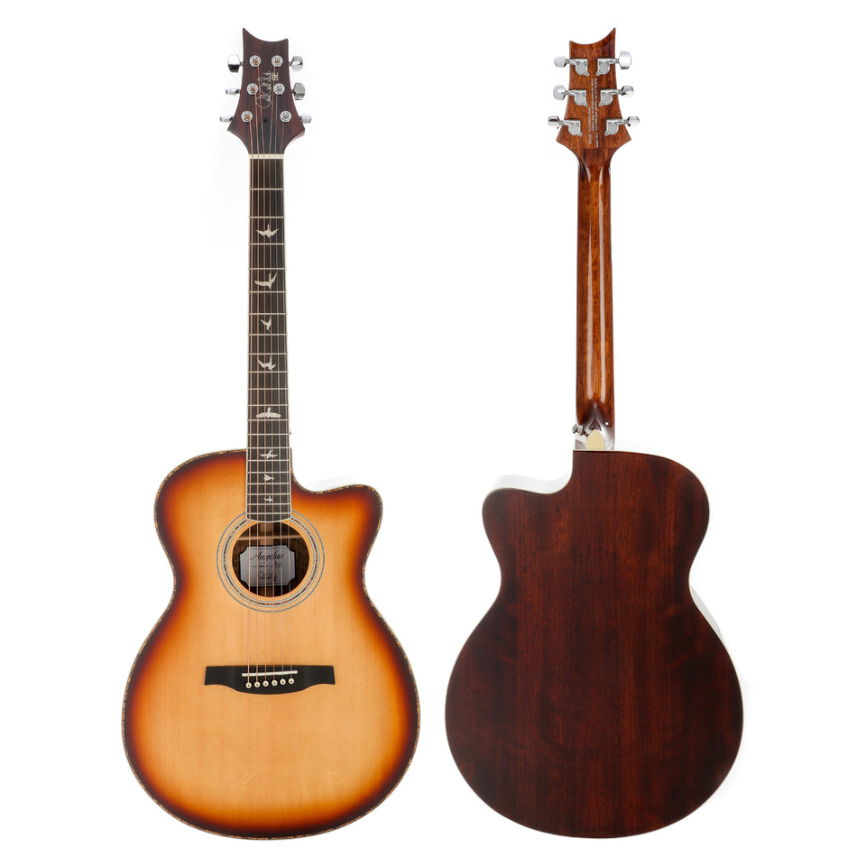 PRS Angelus SE A40E Acoustic Electric Guitar - Tobacco Sunburst