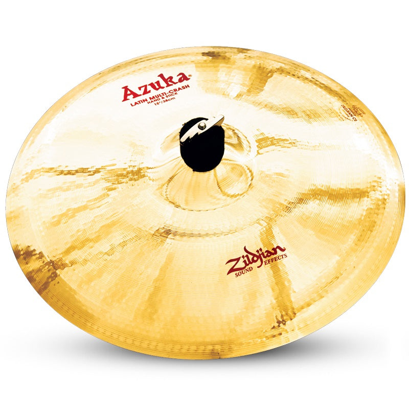 Zildjian Azuka Latin Multi-Crash Hand & Stick Cymbal