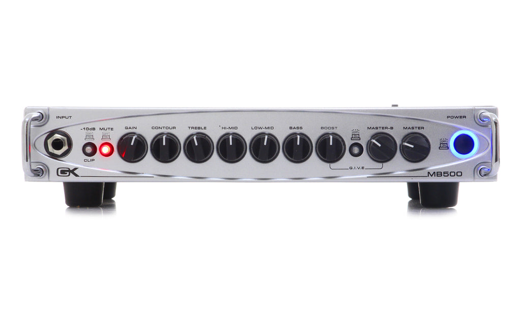 Gallien-Krueger MB 500 Bass Amplifier Head