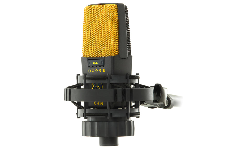AKG C414 XLII Reference Multi Pattern Condenser Microphone