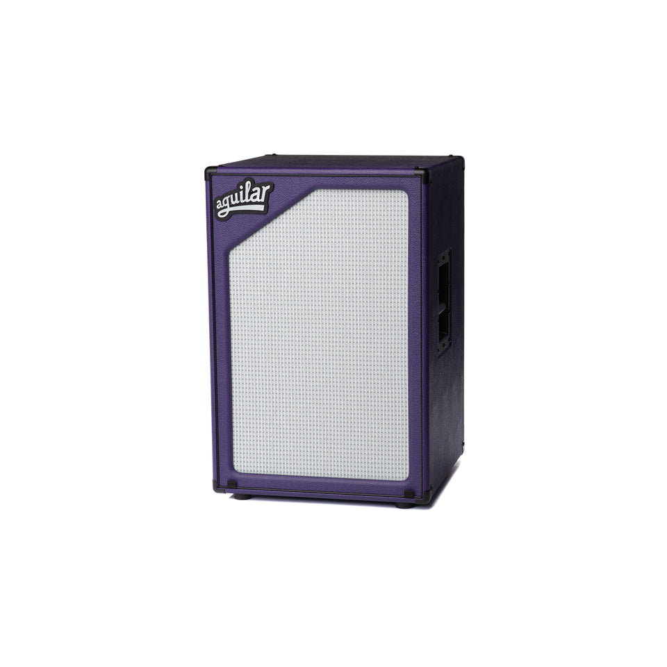 "Aguilar SL212 2 x 12"" 4 Ohm Bass Cabinet - Limited Edition Royal Purple"