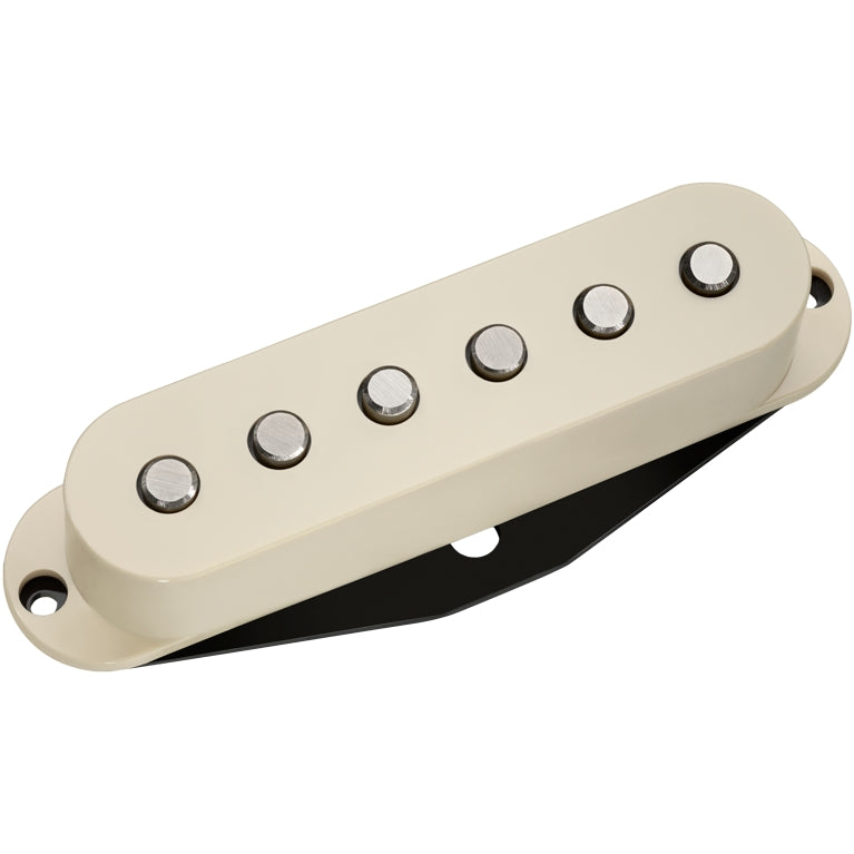 DiMarzio DP402 Virtual Vintage Blues Electric Guitar Pickup - Aged White