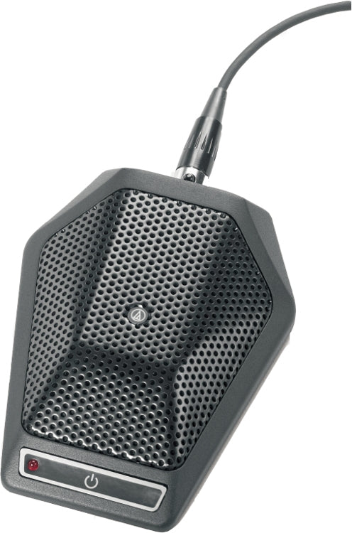 Audio-Technica U891RX Audio Technica Cardioid Condenser Boundary Microphone with Switch