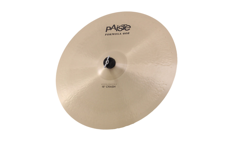 "Paiste 14"" Formula 602 Modern Essentials Hi-Hat Top Cymbal"