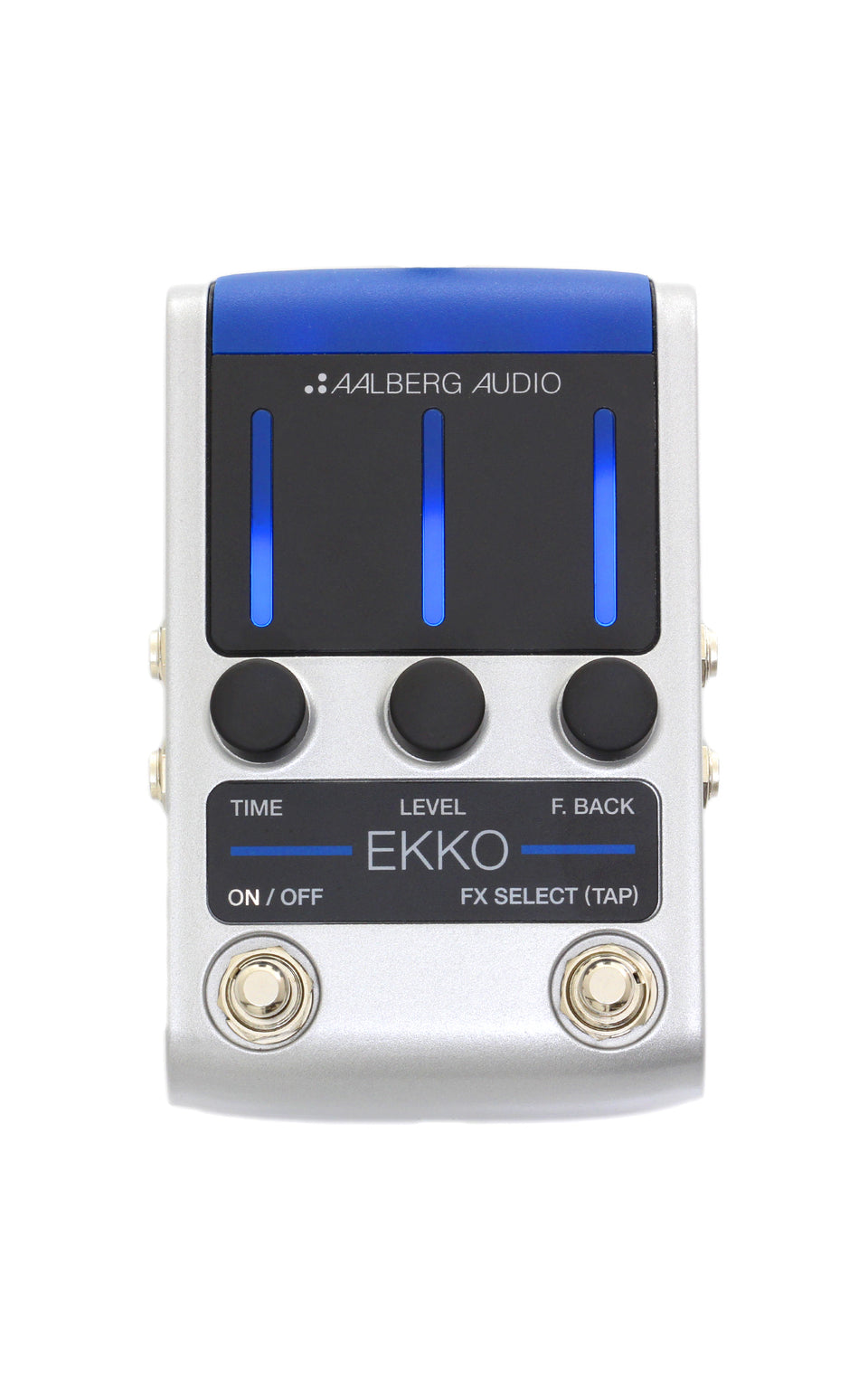 Aalberg Audio EK1 EKKO Delay Pedal