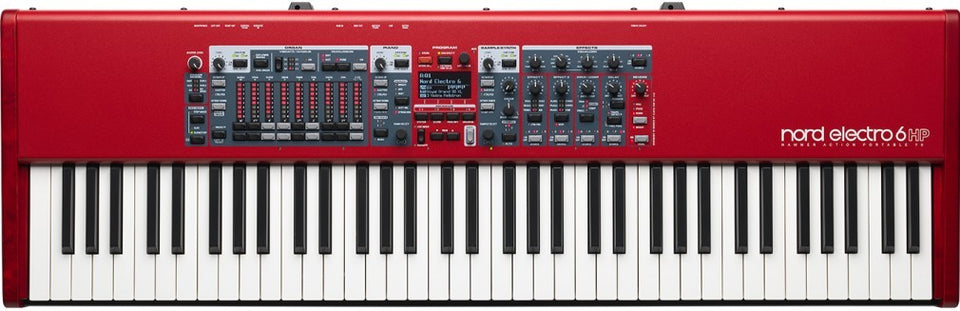 Nord Electro 6HP 73-Key Electric Keyboard