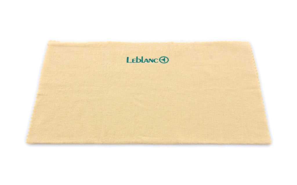 Leblanc 3293B Soft Polishing Cloth For Lacquered Instruments