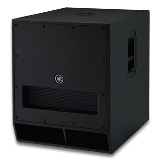 "Yamaha DXS18 18"" Powered Subwoofer"