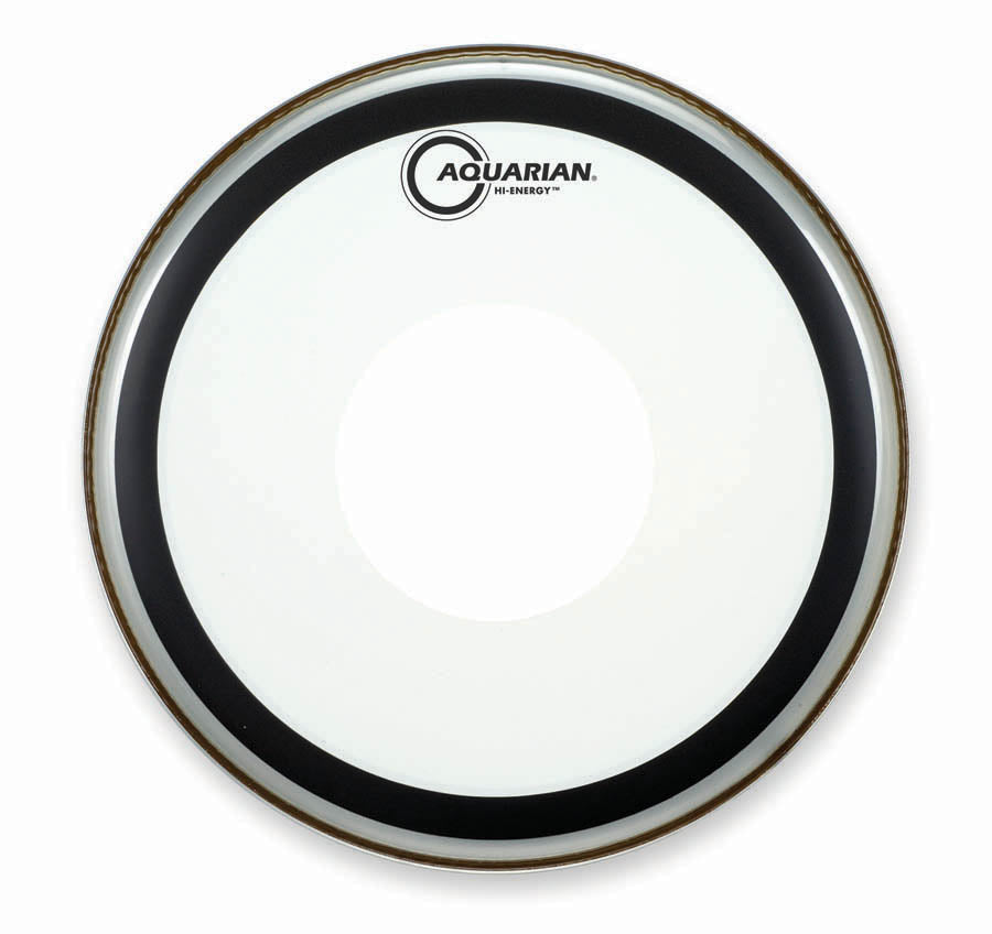 Aquarian Hi-Energy Drum Head
