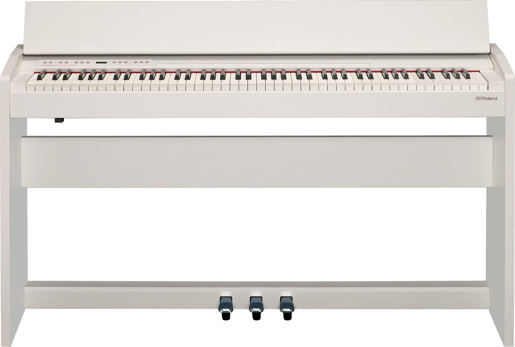Roland F-140R-WH Digital Piano - White