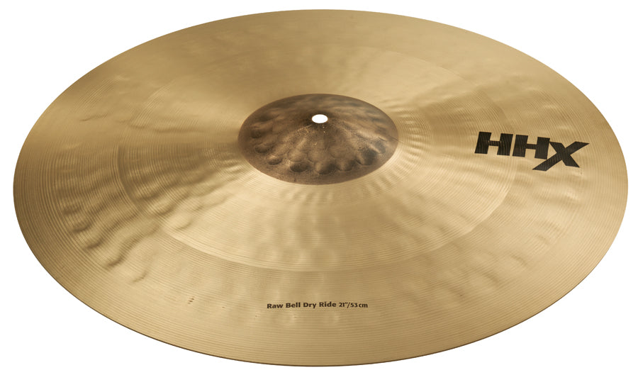 Sabian HHX Raw Bell Dry Ride Cymbal