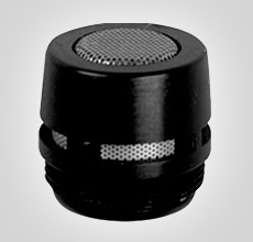 Shure R185B Black Cardioid Cartridge For Select Microflex Shure Modules