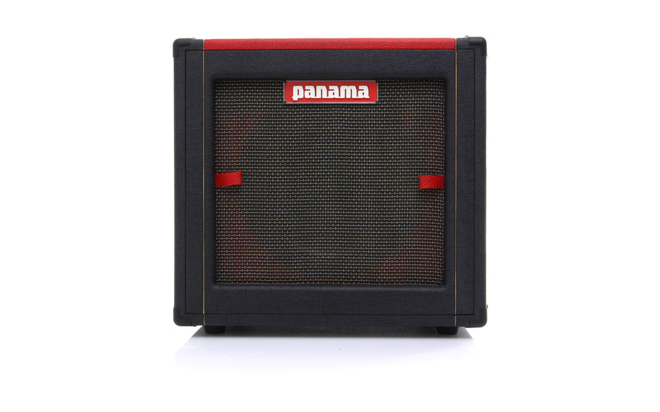 Panama Shaman 20W Tube Guitar Combo Amplifier - Zorro Red / Graphite / Scarlet