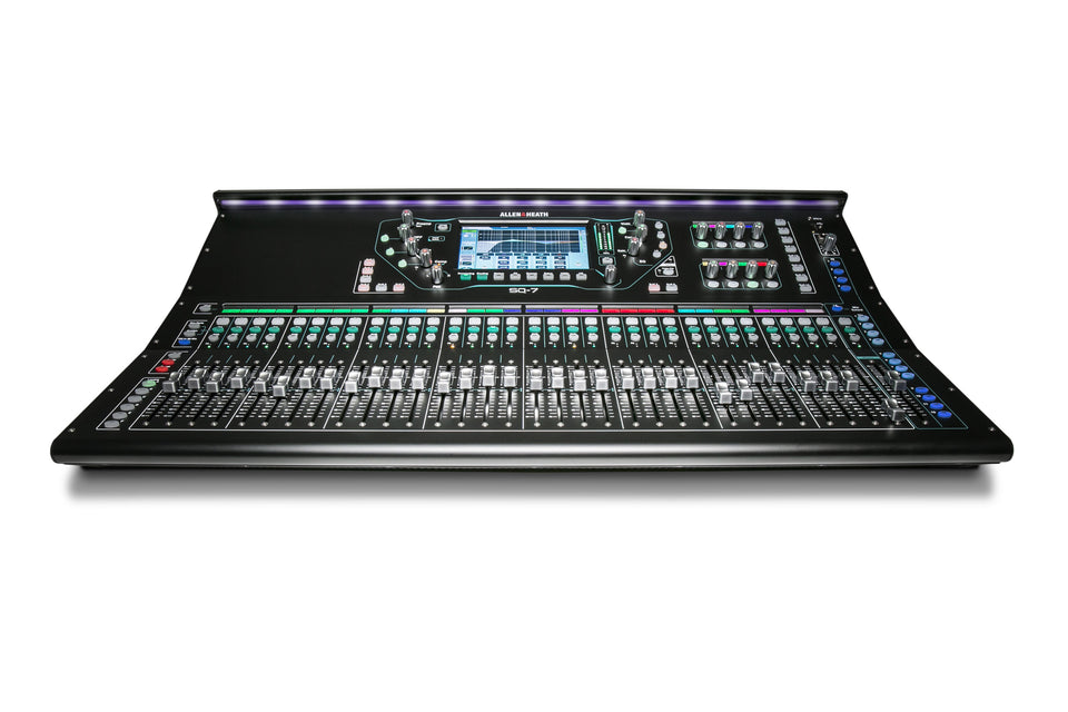 Allen & Heath SQ-7 Digital Mixer (USED)