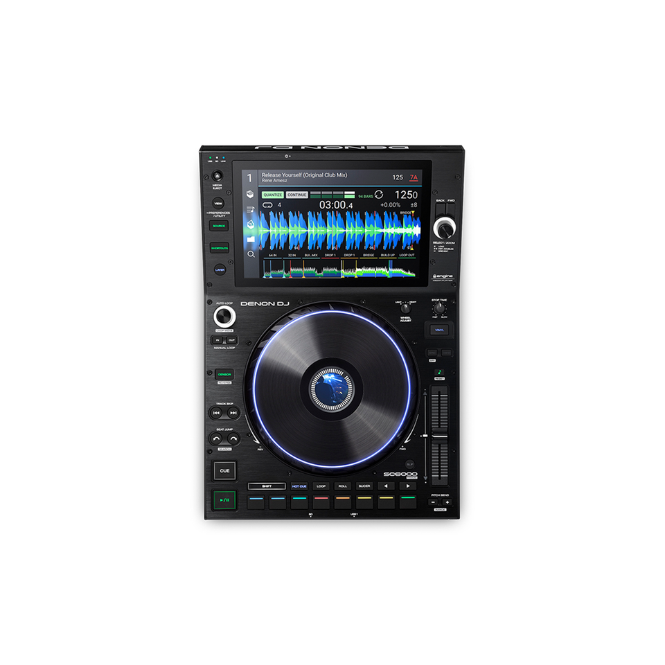 Denon DJ SC6000 Prime Professional Media Player