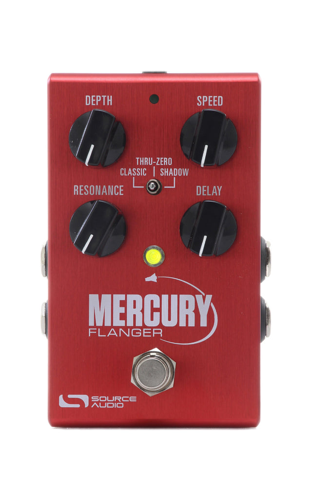 Source Audio Mercury Flanger Effect Pedal
