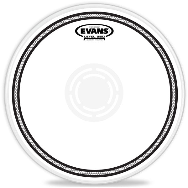 "Evans 13"" EC1 Reverse Dot Snare Batter Drum Head"