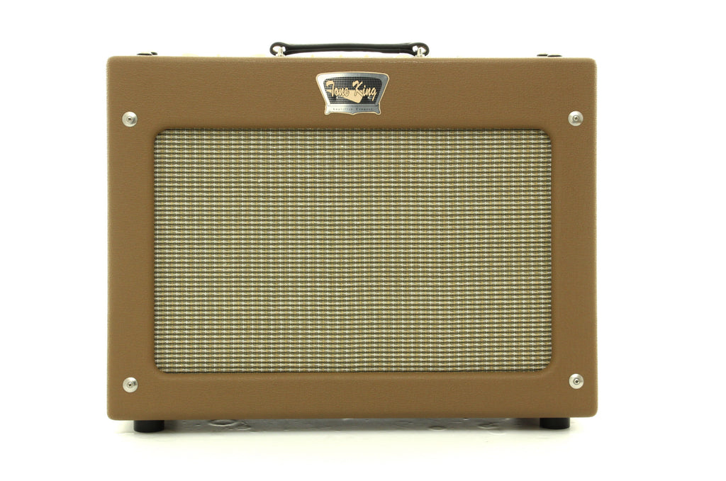 "Tone King Sky King 35W 1 x 12"" Combo Amplifier - Brown"