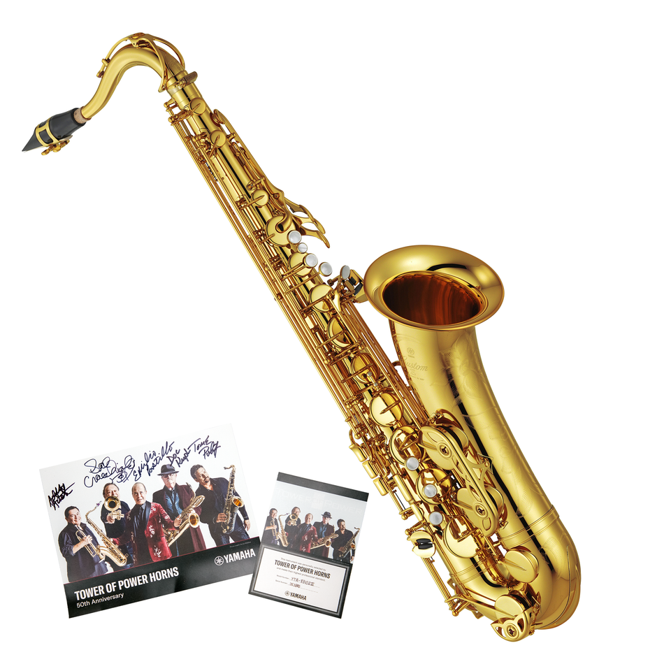 Yamaha YTS-82Z MkII Tower of Power Hand-Selected Bb Tenor Saxophone