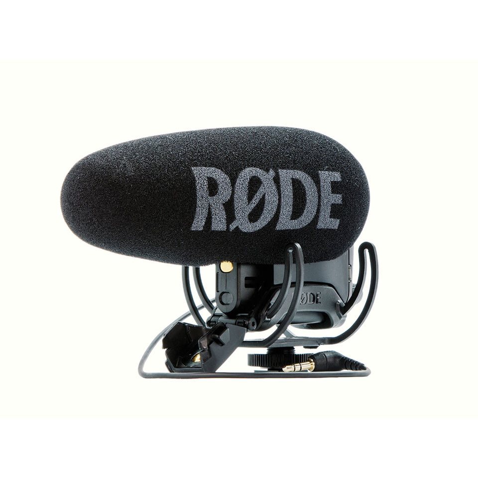 Rode VideoMic Pro+ Supercardioid Compact Camera Microphone
