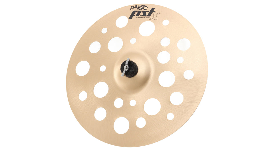 "Paiste 14"" PSTX Swiss Thin Crash Cymbal"