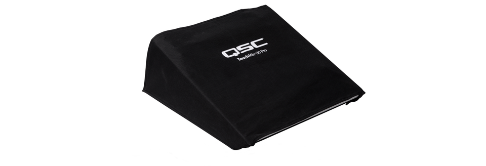 QSC TouchMix-30 Dust Cover
