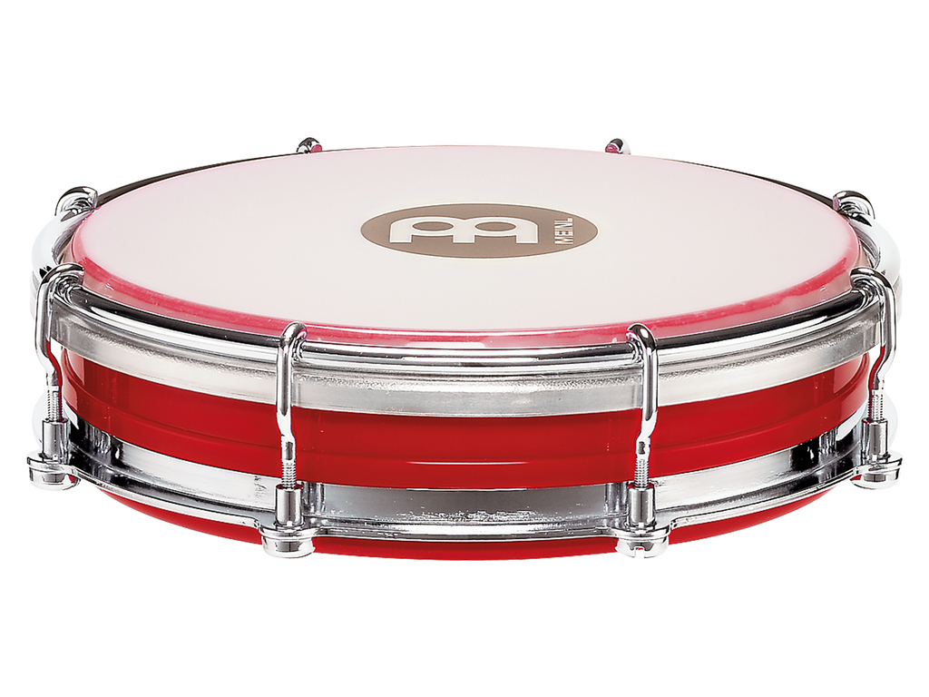 "Meinl TBR06ABS-R Floatune Tamborim 6"" Red"