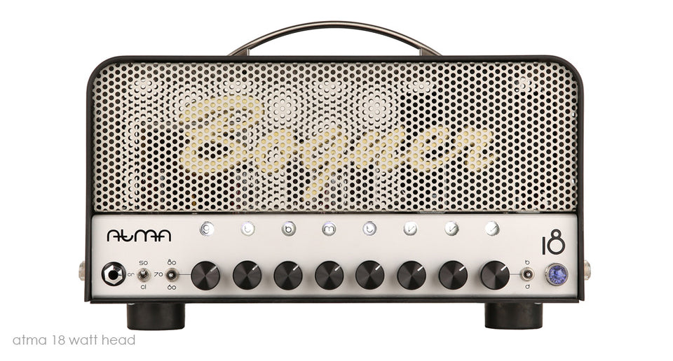 Bogner ATMA 18W All-Tube Head