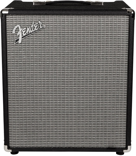 "Fender Rumble 1 X 12"" 100W Bass Combo Amplifier - Black"
