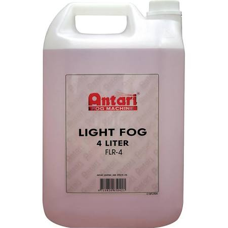 Elation FLR-4 Low Lying Fog Fluid - 4 liters