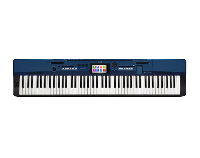 Casio Privia PX560BE 88 Key Digital Piano - Blue