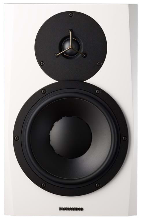 Dynaudio Professional LYD-8 Nearfield Reference Monitor - White