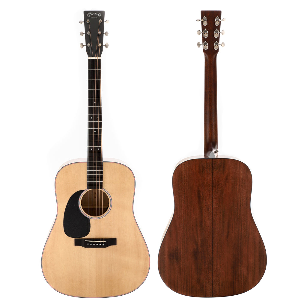 Martin D-16E Dreadnought Spruce Acoustic Electric Guitar - Left-Handed