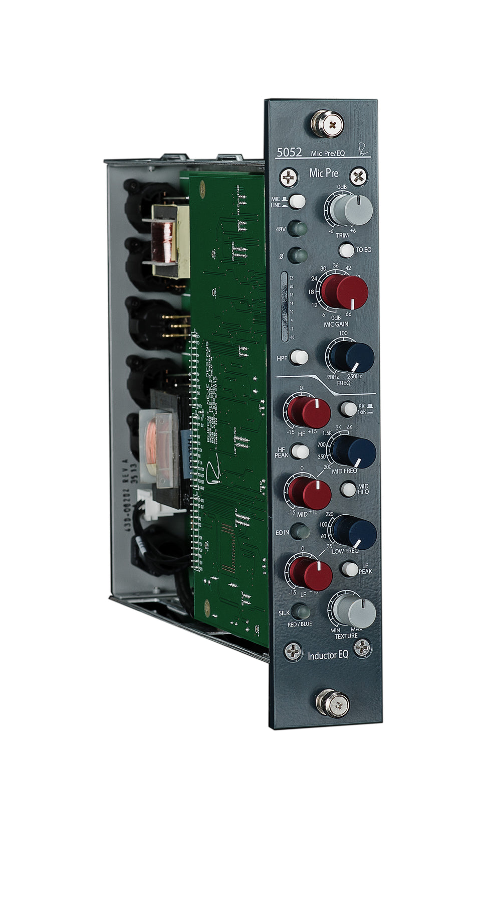 Rupert Neve Designs Shelford 5052 Mic Pre / Inductor EQ
