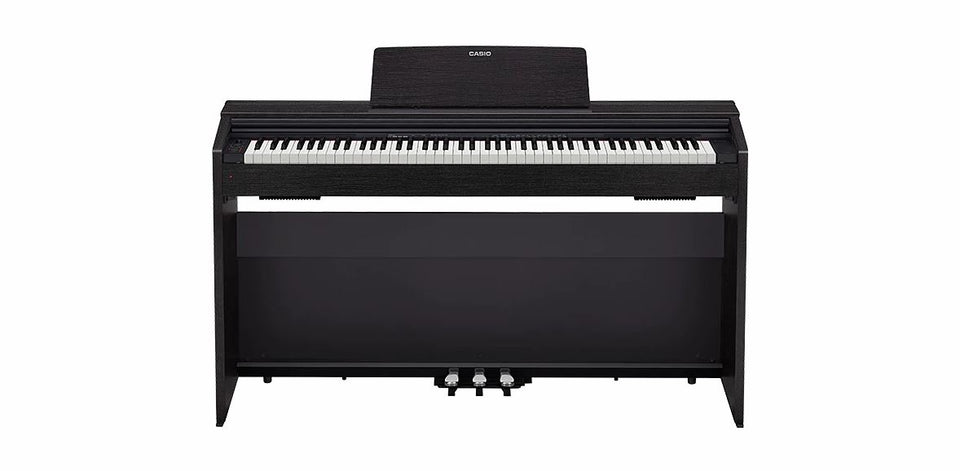 Casio PX870BK Privia 88 Key Digital Piano - Black