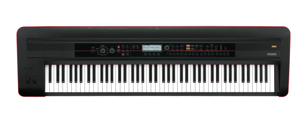 Korg Kross Music Workstation - 88 Key
