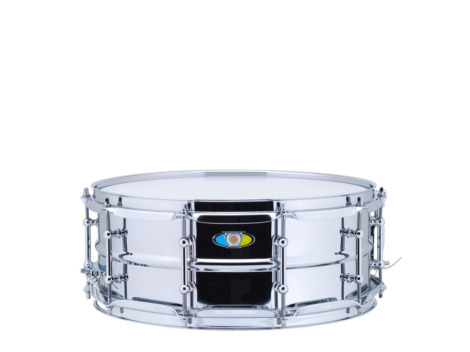 "Ludwig 14"" x 5.5"" Supralite Snare Drum"