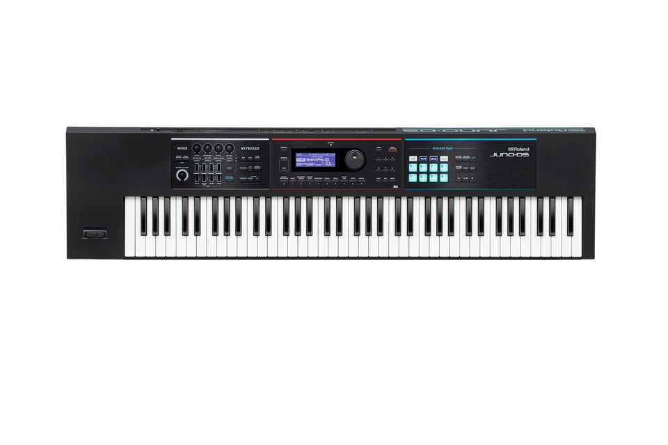 Roland Juno DS76 76-Key Synthesizer Keyboard