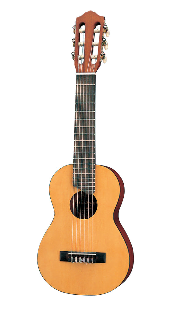 Yamaha GL1 Guitalele Ukelele Style Nylon String Guitar - Natural