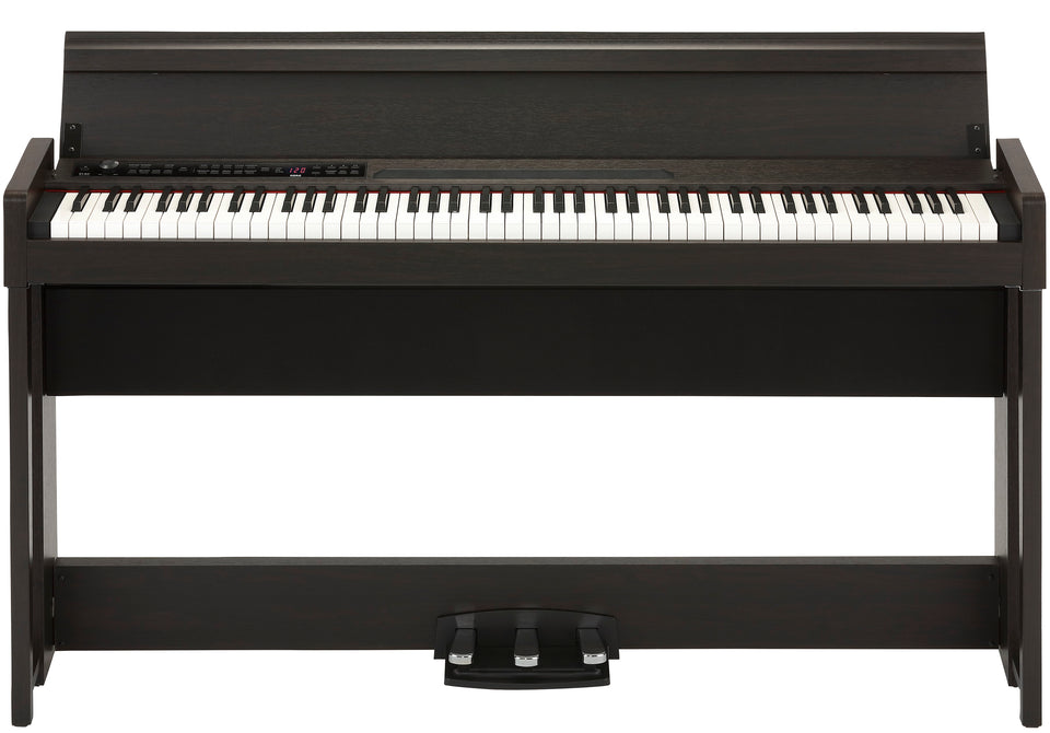 Korg C1AIRBR C1 Air Digital Piano - Brown