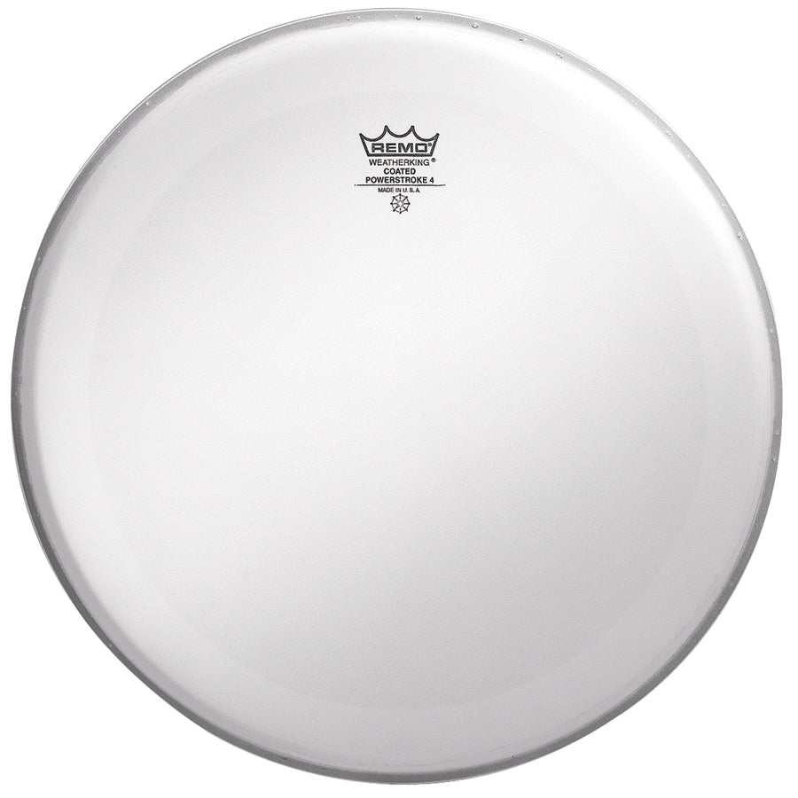 "Remo 15"" Coated Powerstroke 4 Drum Head"